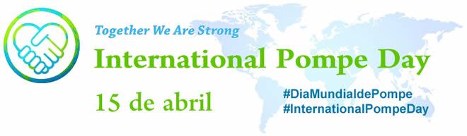 15 d'abril |  Dia internacional de Pompe