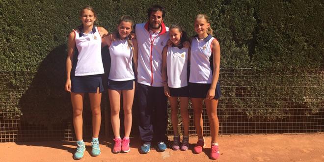 El CT Mataró i el RCT Barcelona campions masculí i femení del Campionat de Catalunya Infantil per Equips 'Or'