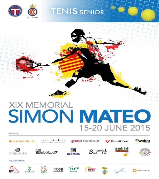 """19º Memorial """"SIMON MATEO"""" 15-20 Juny 2015"""
