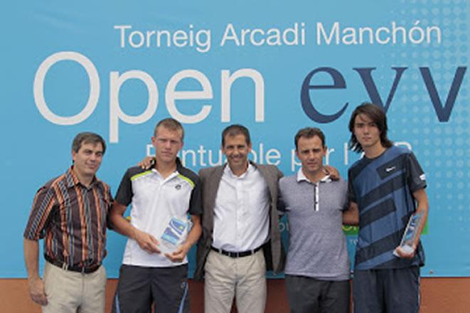 Culmina el 4t ITF Arcadi Manchón, el torneig més important a nivell tennístic de la Catalunya central