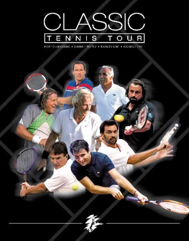 18 i 19 de juliol | CLASSIC TENNIS TOUR REAL POLO CLUB DE BARCELONA