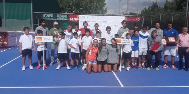 Catalunya, subcampiona del Campionat d'Espanya Infantil per Comunitats Autònomes Femení