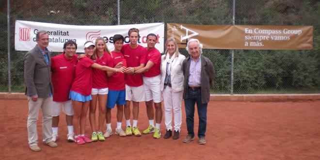 L'IC Espanya, campió del IC Compass European Júnior Challenge 2015