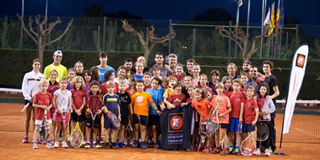 El Club Tennis Tarragona ja viu la seva setmana del tennis femení