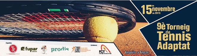 IX Edició del Torneig de Tennis Adaptat