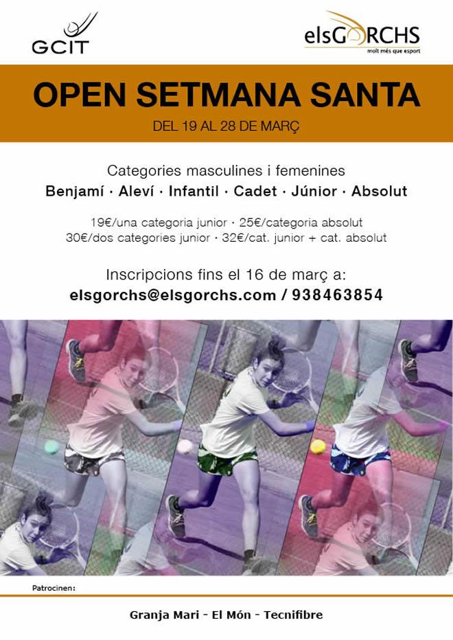 Obert SetmanaSanta_CT Els Gorchs