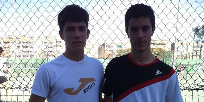 Nikolas Sánchez-Izquierdo i Clàudia Hoste, campions de la prova del Circuit Absolut al CIT Cornellà
