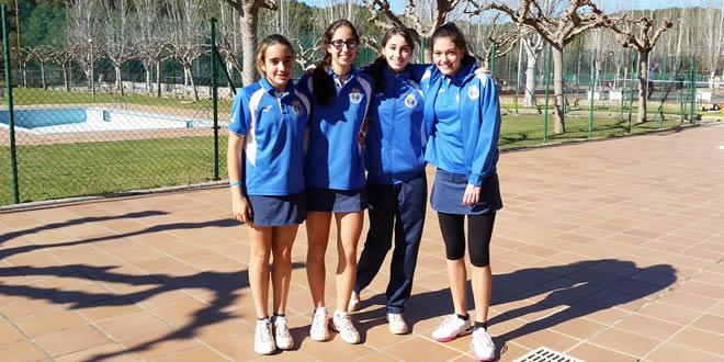 Resultats del Campionat de Catalunya per Equips Cadet en les categories Argent, Bronze, 'B' i 'C'