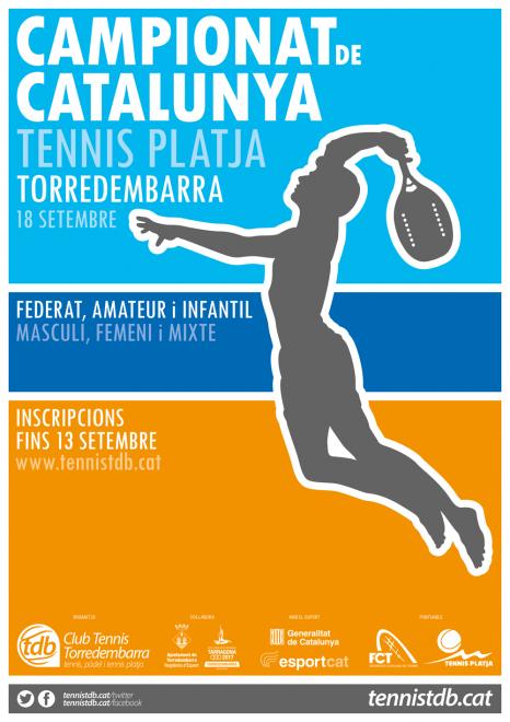2016-09 - Catalunya Tennis Platja - Cartell (A3) (004)