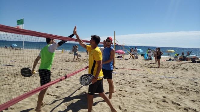 Campionat Catalunya Tennis Platja