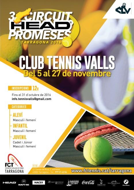 Cartell Promeses CT Valls 2