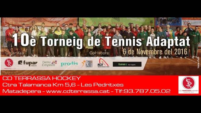 Tennis adaptat