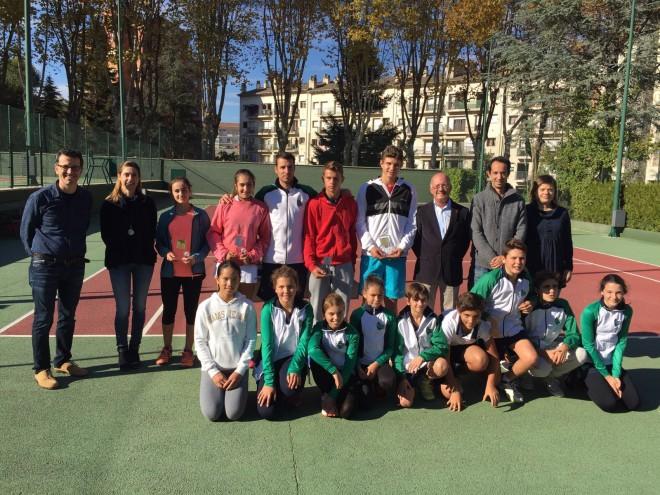 Provincial girona tennis